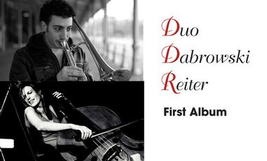 Visueel van project Duo Dabrowski Reiter : First Album !!!
