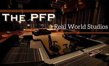 Project visual The PFP aux Studios Real World !