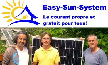 Project visual Easy-Sun-System