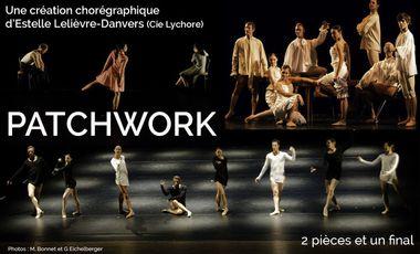 Project visual Patchwork, une création chorégraphique d'Estelle Lelièvre-Danvers