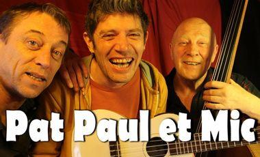 Project visual Pat, Paul et Mic