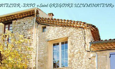"""Visueel van project Atelier de sculpture """"Saint grégoire Illuminateur"""""""