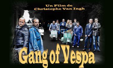 """Visuel du projet """"Gang of Vespa"""""""
