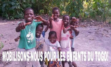 Visuel du projet Soutien aux enfants d'Adétikopé