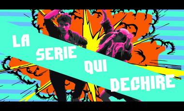Project visual La Série qui Déchire
