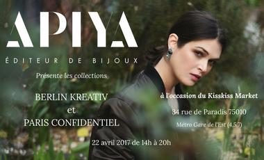 Visueel van project APIYA éditeur de bijoux