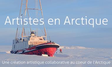 Visuel du projet Artistes en Arctique