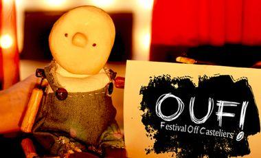 Visueel van project La 5e édition du OUF! Festival Off Casteliers!