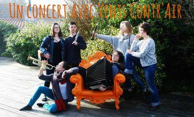Visueel van project Un concert avec Vents Contr'Air