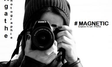 Visuel du projet #MAGNETIC- Premiere exposition photos- Par AgathePhotographie- Saint Etienne