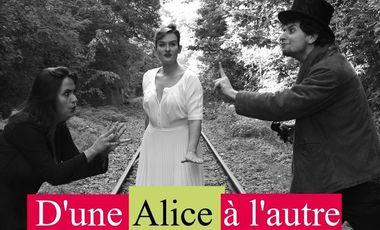 Project visual D'une Alice à l'autre