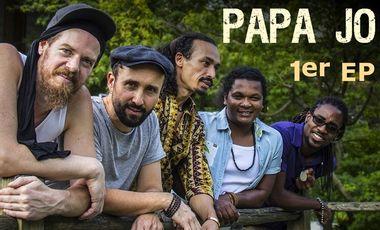 Project visual PAPA JO - 1er EP