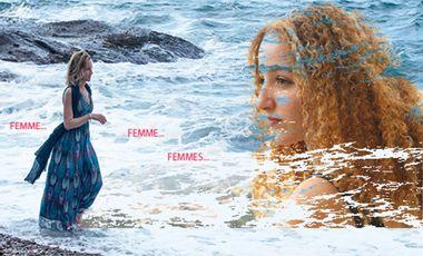 "Visuel du projet court métrage - ""Femme, Femme, Femmes..."""