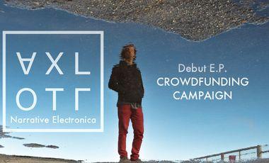 Visueel van project AXL OTL Debut E.P.