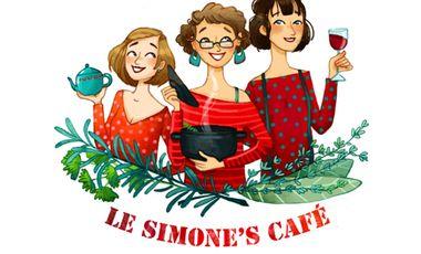 Visueel van project Le Simone's cafe