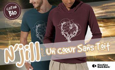 Visueel van project N'jill pour Un Coeur Sans Toit