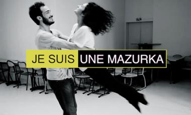 Visuel du projet Je suis une Mazurka