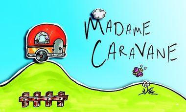 Project visual Madame Caravane