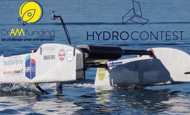 Visuel du projet Hydrocontest 2017
