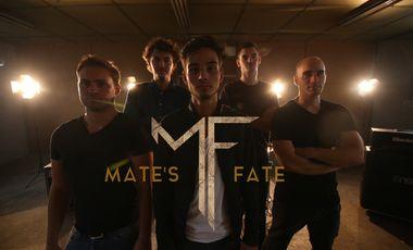 Visueel van project EP MATE'S FATE