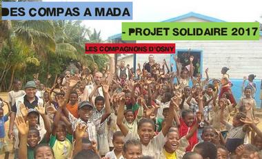 Project visual Des Compas à Mada - Projet Solidaire 2017
