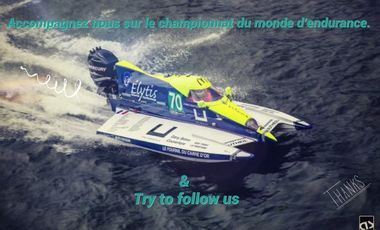 Visuel du projet Embarquez pour le championnat du monde d'endurance inshore