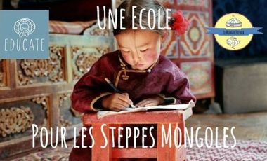 Visueel van project Le Mongolfrench
