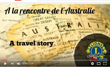 Project visual A la rencontre de l'Australie, a travel story