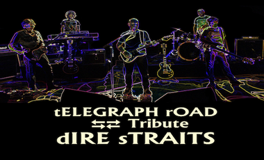 Project visual Telegraph Road Tribute Dire Straits