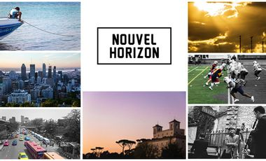 Project visual Nouvel Horizon