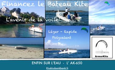 Visueel van project Bateau Kite