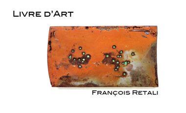 Project visual François RETALI - Livre d'art