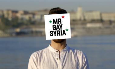 Visuel du projet Mr Gay Syria - Film