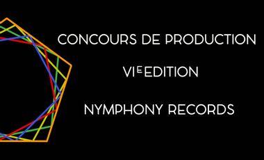 Visueel van project Compilation Nymphony Records - 6ème édition