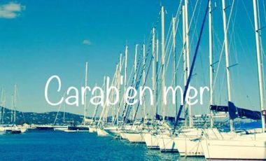Visuel du projet Carab'en Mer à la 36ème Spi Dauphine !