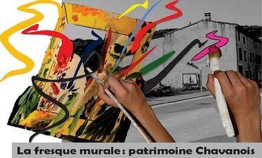 Visueel van project Création d'un patrimoine : une fresque en Trompe l'œil