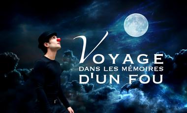 Visueel van project Voyage dans les mémoires d'un fou