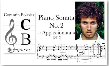 "Visueel van project Piano Sonata ""Appassionata"" : retrouvailles avec le grand Romantisme"