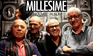 Project visual Premier album de MILLÉSIME