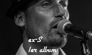 """Visueel van project """"ex-S-yo"""" 1er album """"entre coeur et raison"""""""
