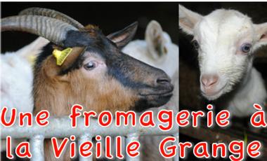 Visueel van project Une fromagerie à la Vieille Grange