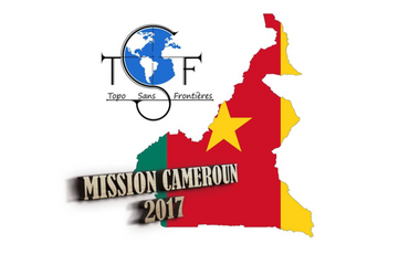 Project visual Topo Sans Frontières - Cameroun 2017
