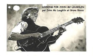 Visuel du projet LOOKING FOR JOHN MC LAUGHLIN