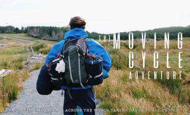 Visueel van project The Moving Cycle Adventure