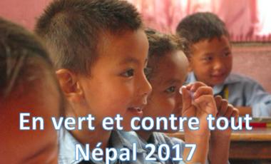 Project visual Népal 2017 - Compagnons Arras