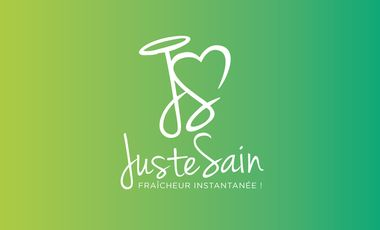 Visueel van project JusteSain