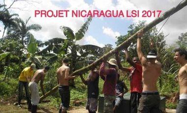 Visueel van project Projet Nicaragua LSI 2017