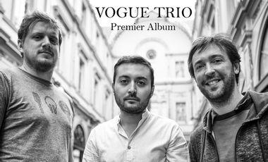 "Visueel van project Giuseppe Millaci & Vogue Trio ""Songbook"" - Premier Album"