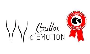 Project visual Bulles d'Émotion, Champagne Grand Cru & Création Française