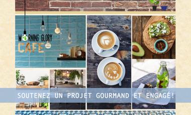 Visueel van project Morning Glory Café - Coffee shop & plein d'idées